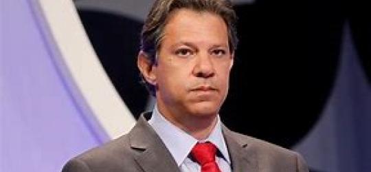 Fernando Haddad é condenado a 4 anos e seis meses de prisão por caixa dois em campanha de 2012