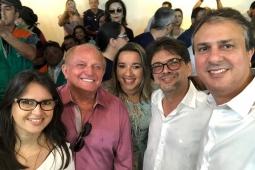 Prefeito Edson Sá participa do lançamento da Plataforma de Modernização da Saúde