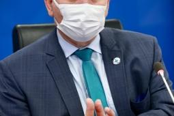 Ministro da Saúde Marcelo Queiroga testa positivo para Covid nos Estados Unidos