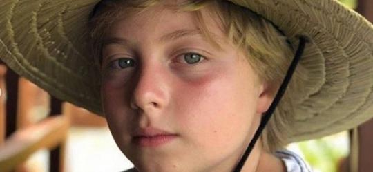 Boletim médico informa que filho de Luciano Huck teve traumatismo cranioencefálico, confira
