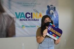 Nova Russas inicia vacinação contra Covid-19 em adolescentes