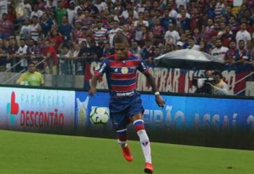 Fortaleza fica apenas no empate com o Vasco na Arena Castelão
