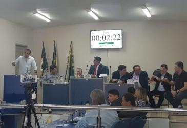 Guto Mota da UVC participa de audiência pública sobre reforma da Previdência no Cedro