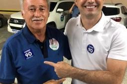 Vereador do MDB abandona campanha de Heitor Férrer e declara apoio a Capitão Wagner